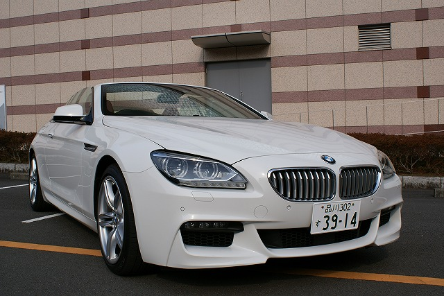 BMW bmw 6シリーズ カブリオレ 試乗 : s-togawa.blog.so-net.ne.jp