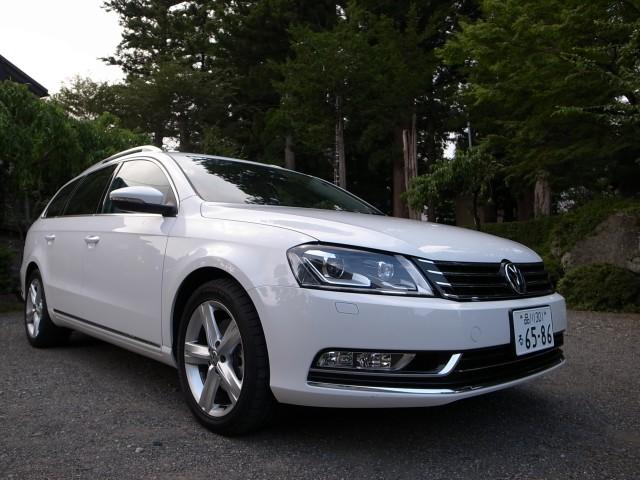 特集<b>VW</b>「<b>パサート</b>」徹底研究(前編):自動車ライター外川信太郎の泡沫 <b>...</b>